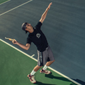 Tennis Serve Train Posterior Shoulder Fast Twitch