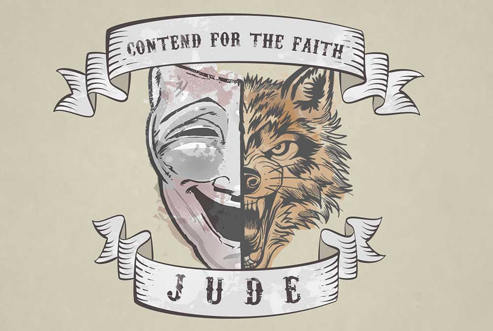Jude: Contend For The Faith