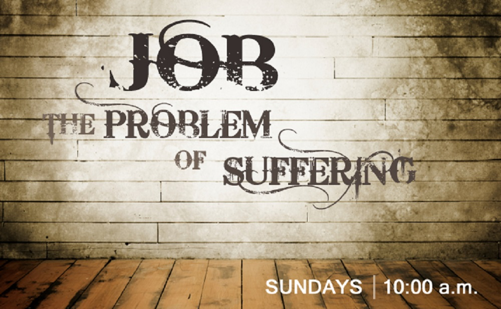 The Catalyst For Suffering (Job's Righteousness) Image