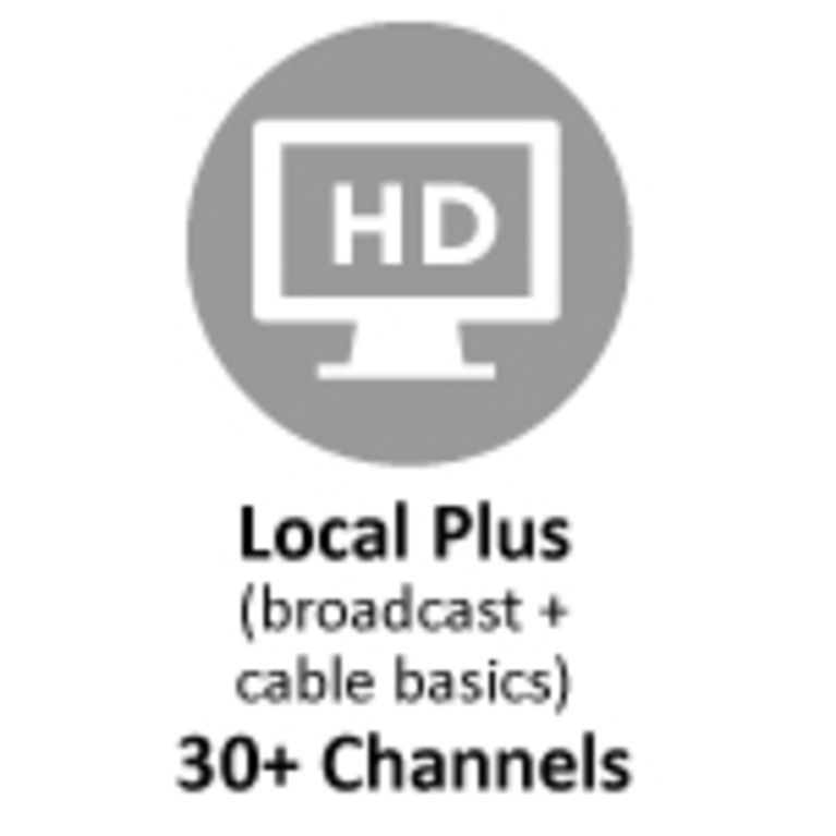 Local Plus Video