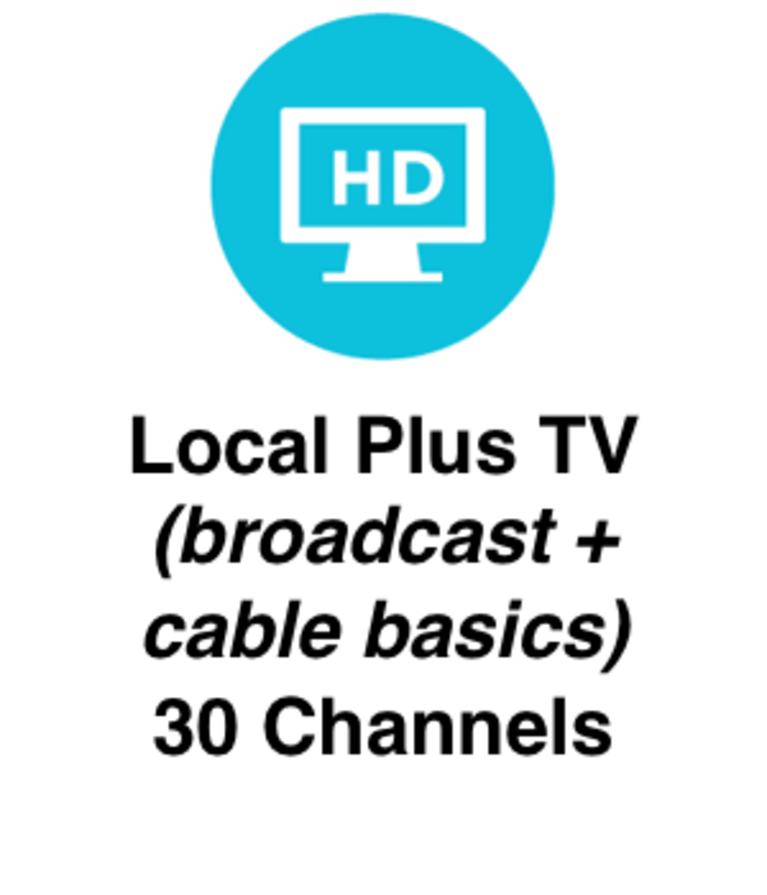 Local Plus Television