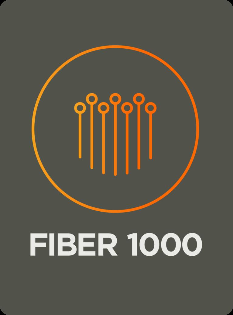 Fiber 1000