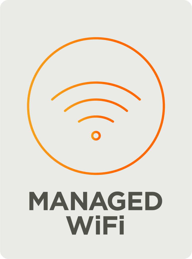 Managed WiFi (recommended add-on)