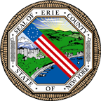 Erie county seal small