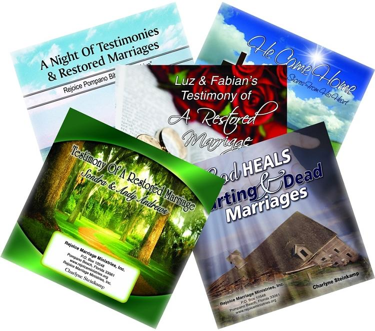 Rejoice Marriage Ministries - Helping the Hurting Marriage