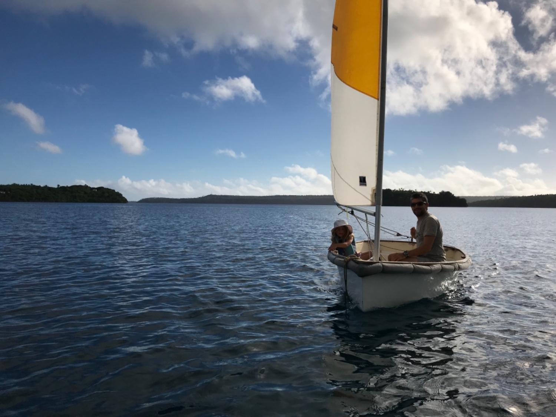 Ponyo Sailing Blog | CruiserSat Net