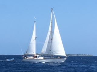 Perigee Sailing Blog | CruiserSat Net
