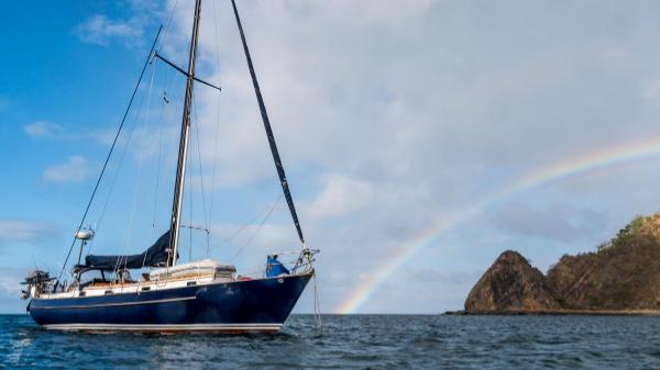 Halcyon Sailing Blog | CruiserSat Net