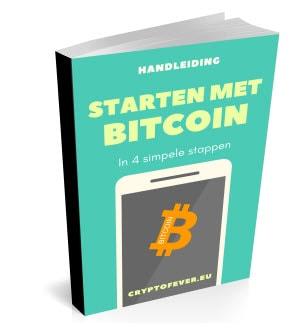 Starten met bitcoins