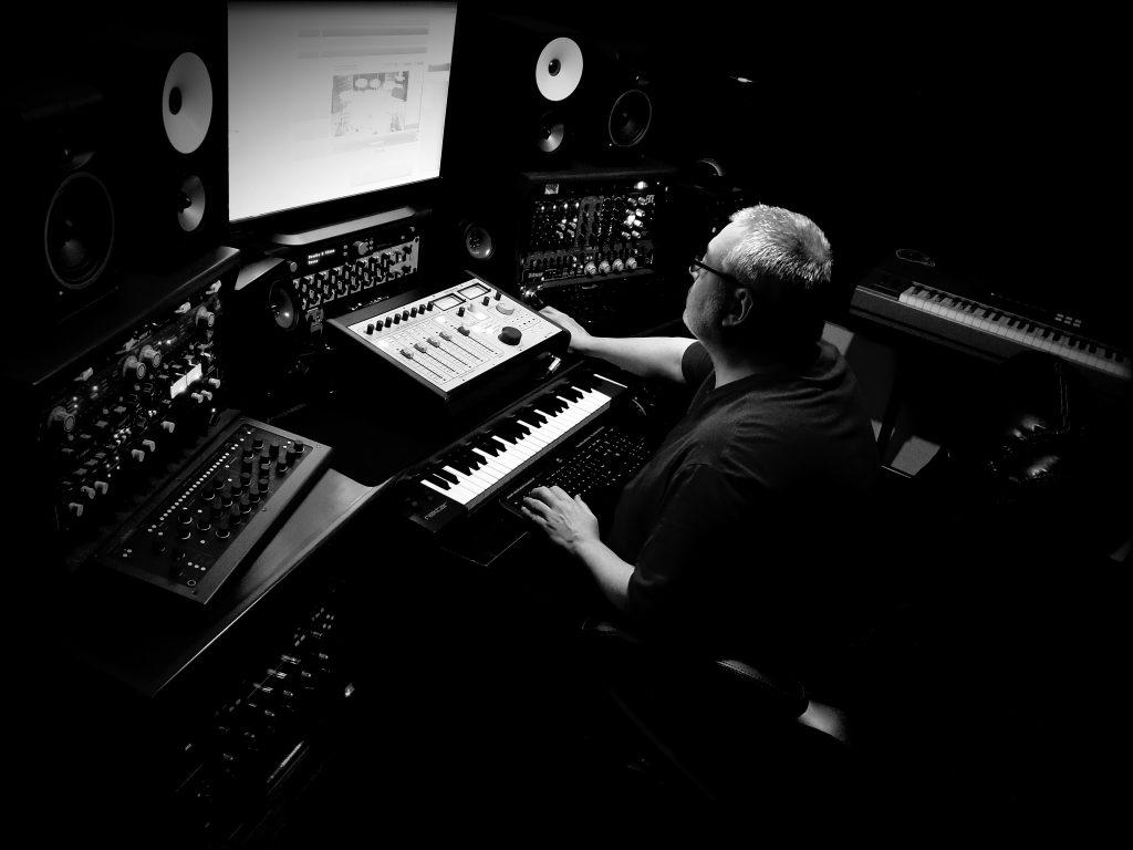 Late Night Studio Session