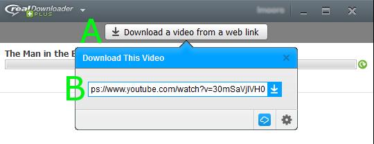 download video using internet explorer