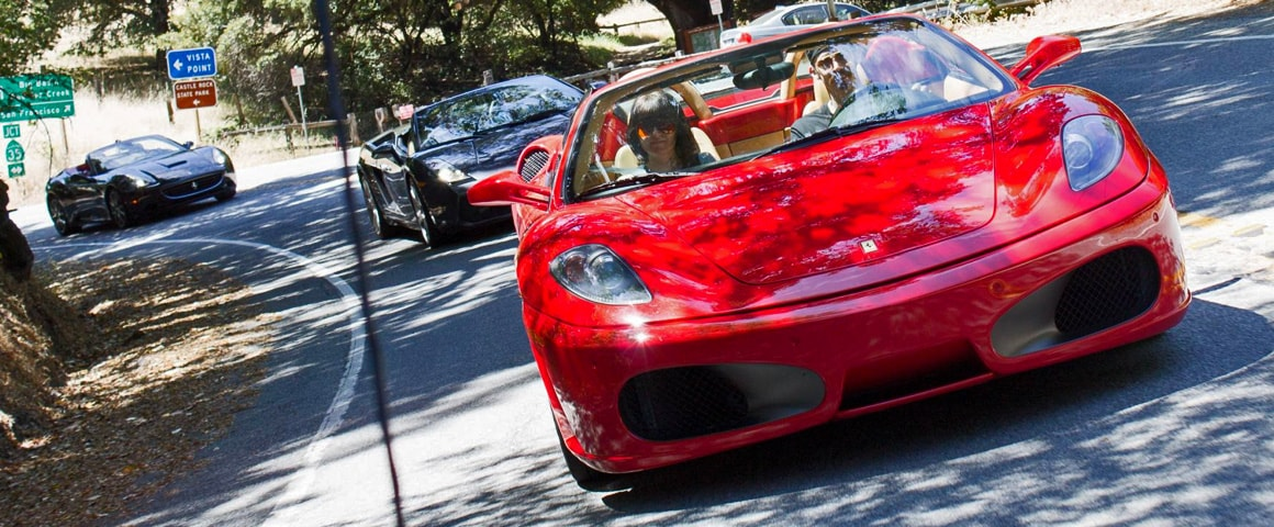 Exotic Car Tour Pricing