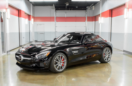 Club sportiva Mercedes-Benz AMG GT S thumbnail