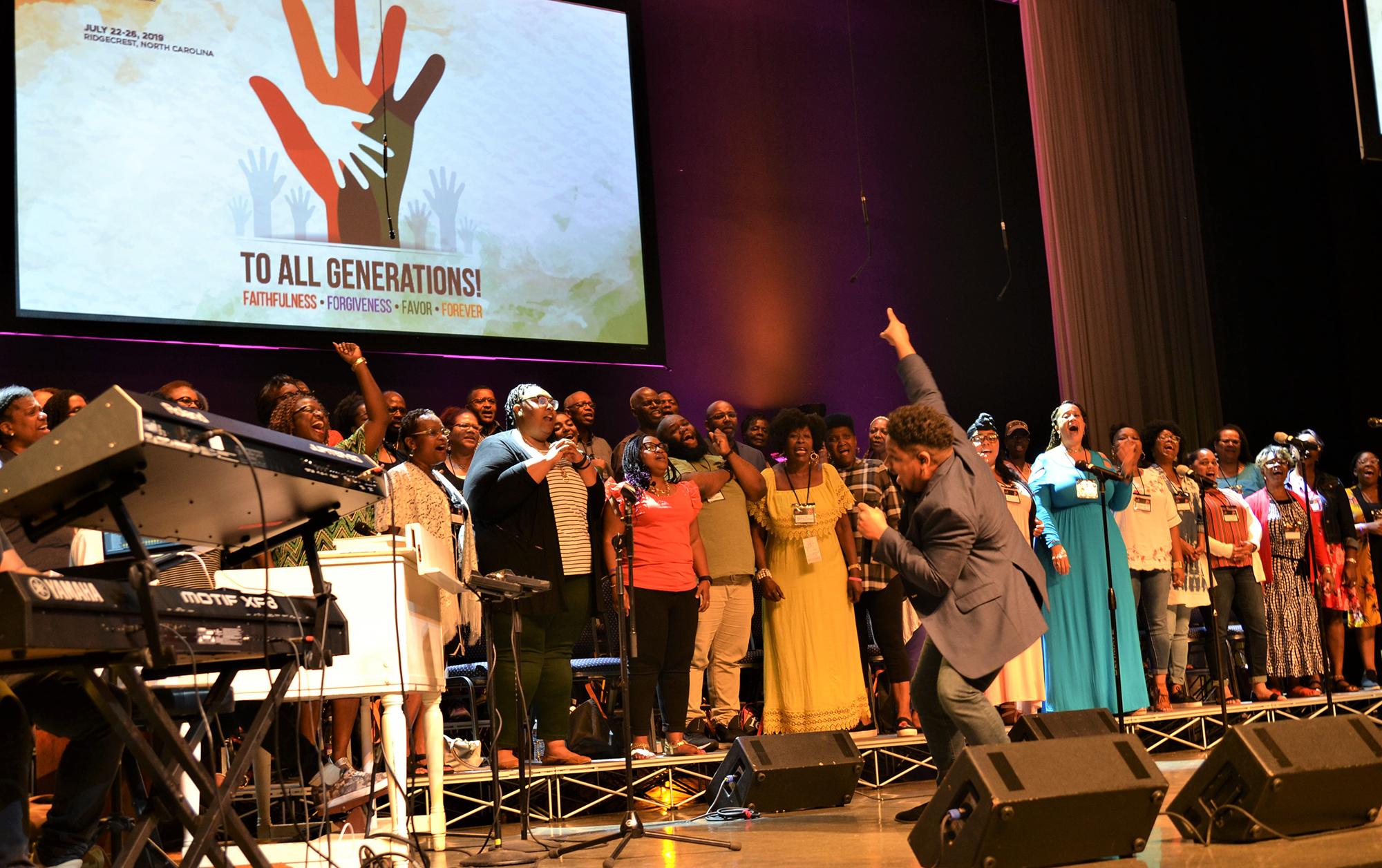 Preaching, teaching, culture at black church conf