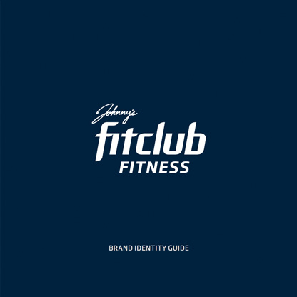 Johnny's Fitclub Brand Guide