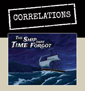 CSI Private Eye: The Ship That Time Forgot