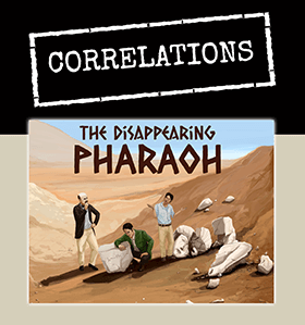 CSI Private Eye: The Disappearing Pharaoh