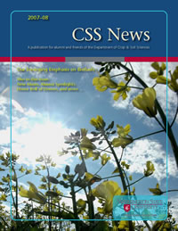 CSS News 2007-08