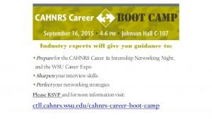 Final Career Boot Camp Slide