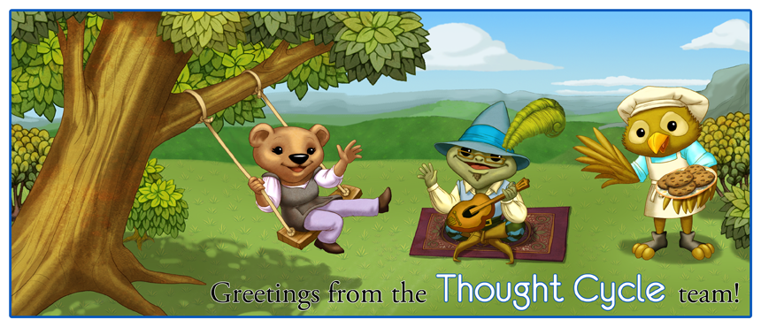 greetings from Thought Cycle team