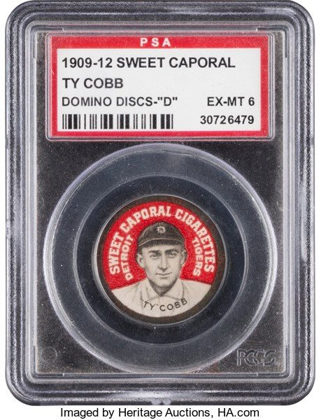 Auction Prices Realized Baseball Cards 1909 Sweet Caporal