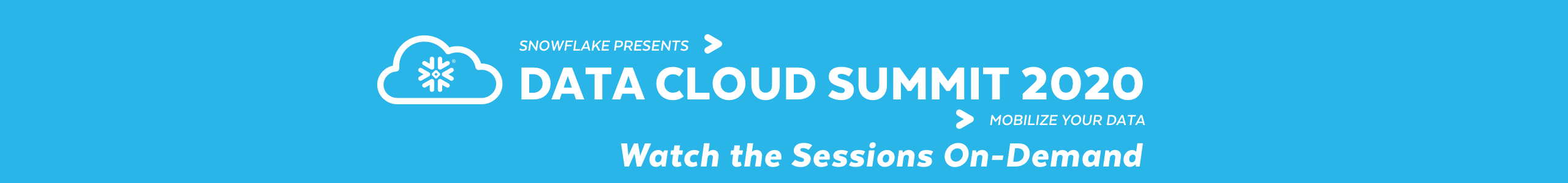 Data Cloud Summit logo