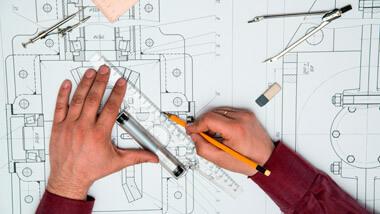 Desenho Técnico e Desenho Auxiliado por Computador (CAD)