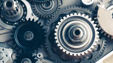Manutenção, Elementos de Máquinas e Metrologia