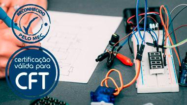 Curso online de Técnico em Eletrônica - EAD