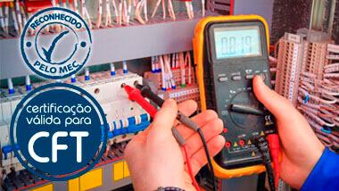 Curso de referência técnica em Eletrotécnica - EAD