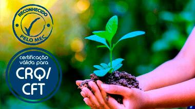 Curso de referência técnica em Meio Ambiente - EAD