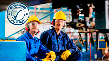 Curso de referência técnica em Segurança do Trabalho - EAD