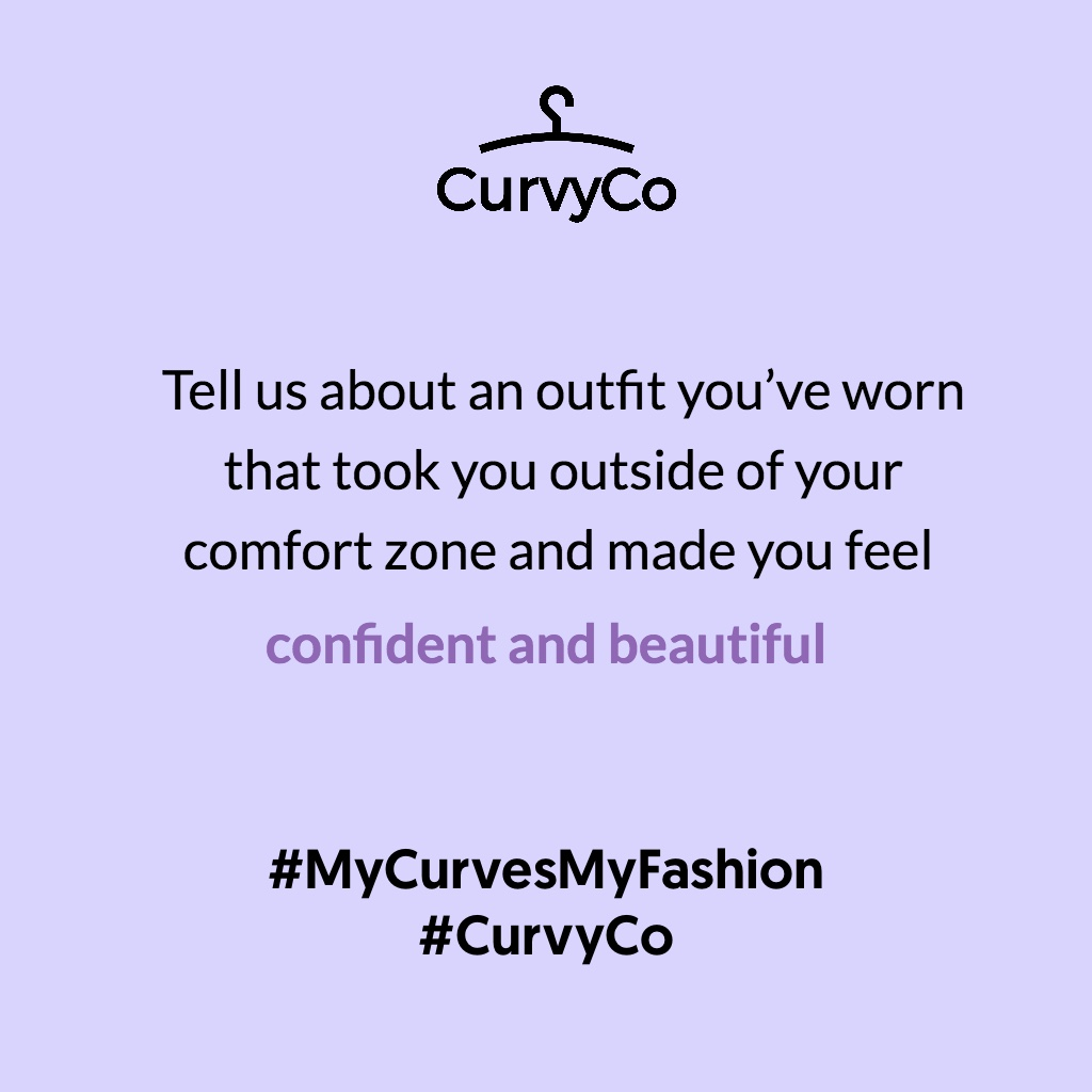 #MyCurvesMyFashion