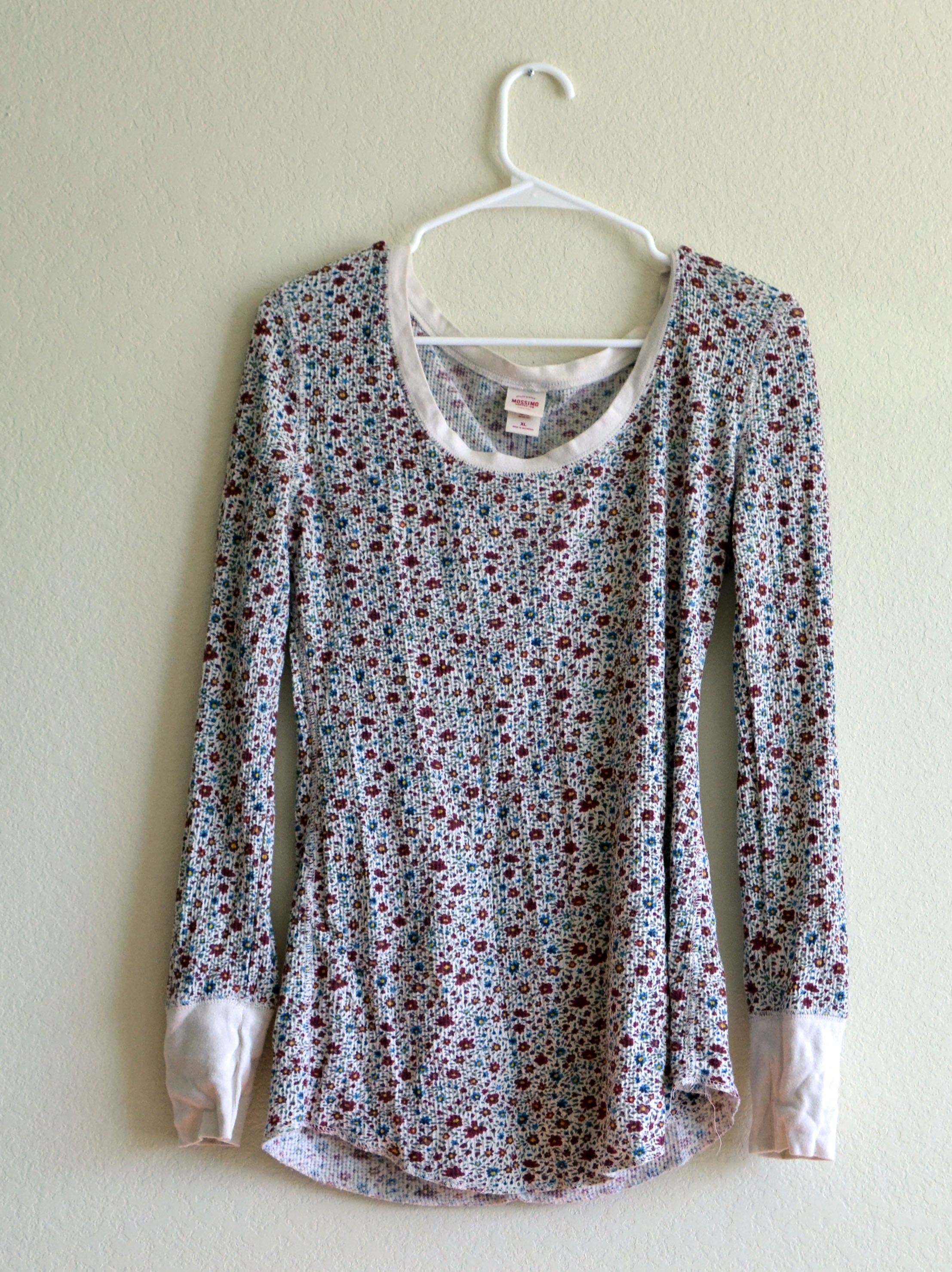 White floral thermal 1