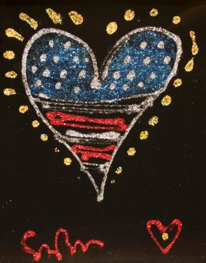 Simon Bull - American Heart II