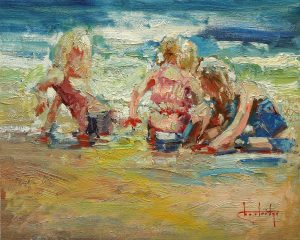 Stephen Shortridge - At the Beach
