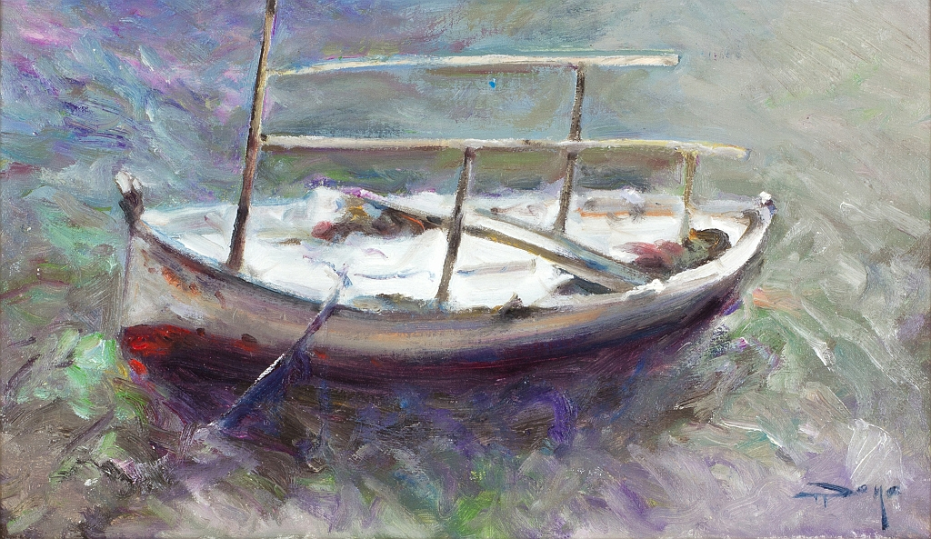 Barca de Ibiza