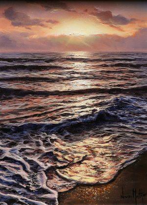 Navarro - navarro seascape painting