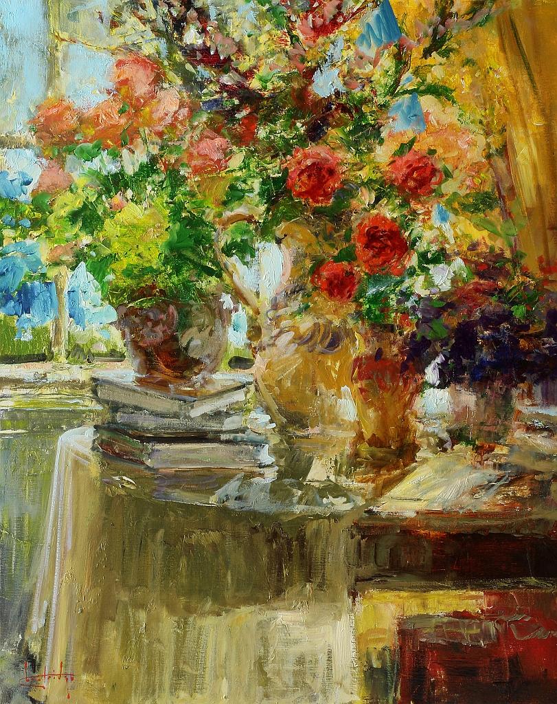 Bouquets of Color