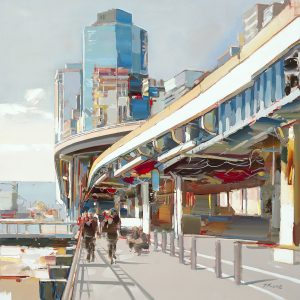 Josef Kote - Brooklyn Bridge Park, NYC