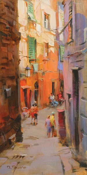 Dmitri Danish - By Street