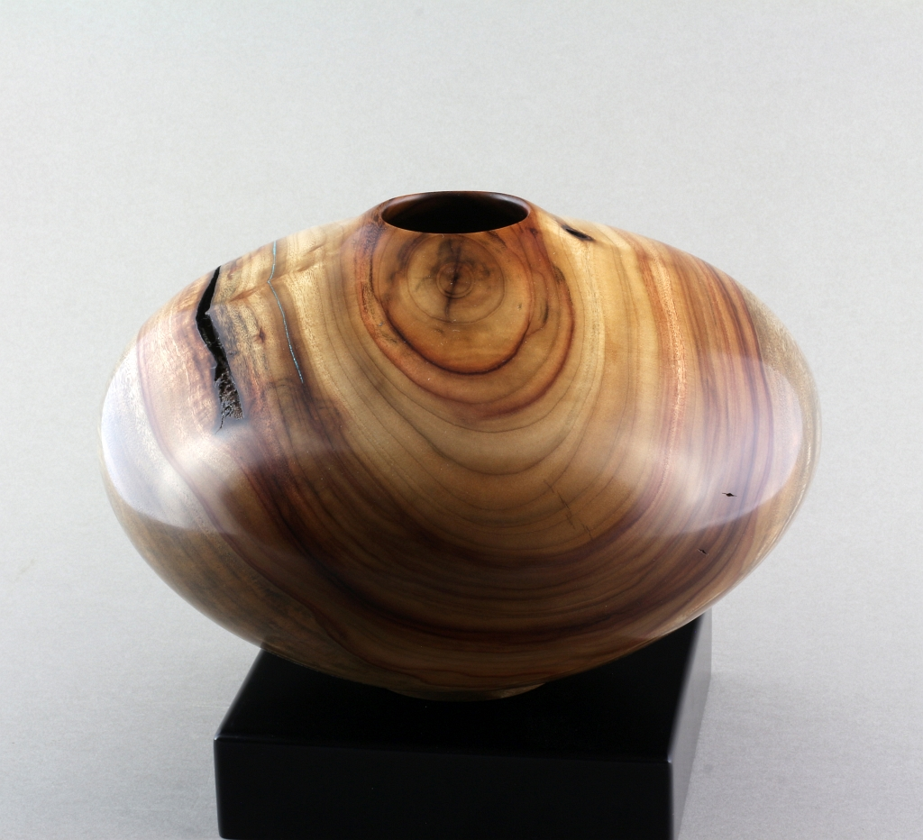 hand turned wood