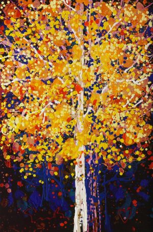 Simon Bull - Simon Bull Original Painting