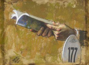 Daniel Greene - daniel greene original pastel painting