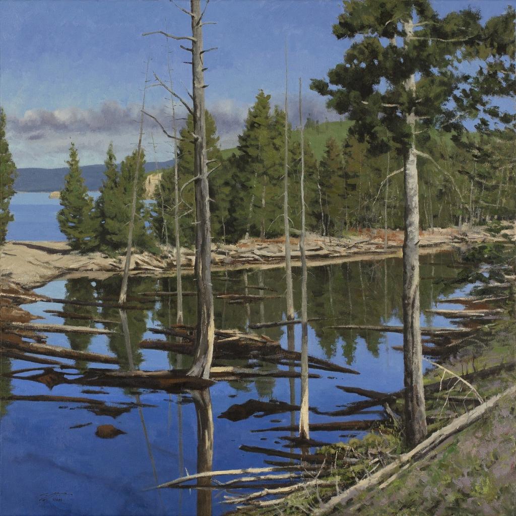 matthew j. cutter original painting