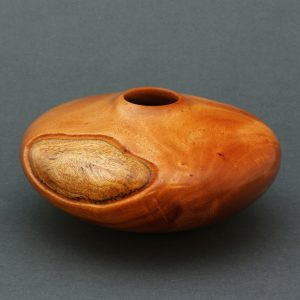 Mark Wood - Cuban Mohogany Hollow Form