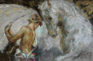 ROYO - Equus Study VII