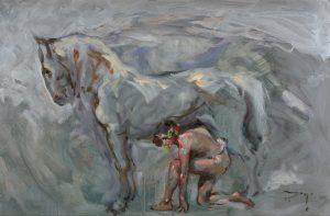 ROYO - Equus Study VIII
