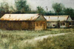 Matthew Cutter - Farm Buildings