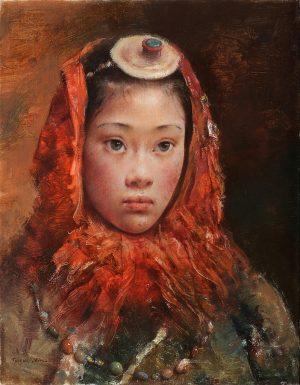 Tang Wei Min - Flower